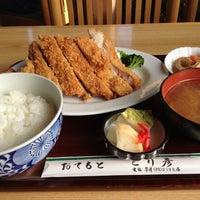 Photo taken at とり彦 by Kogamen P. on 12/21/2014