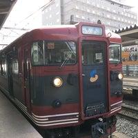 Photo taken at しなの鉄道 上田駅 by Kogamen P. on 11/11/2017
