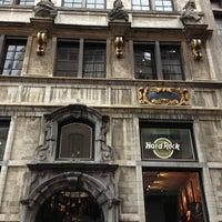 Foto scattata a Hard Rock Cafe Brussels da Alain il 12/31/2012