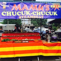 Photo taken at Bazar Ramadhan,Kamunting,Perak. by Aniz L. on 7/4/2014