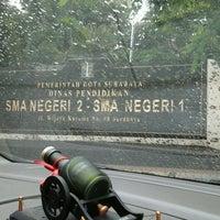 Photo taken at SMA Negeri 2 Surabaya by Rustina Ernawati P. on 2/2/2016