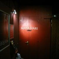 Das Foto wurde bei Mata Hari Bar von mcguyver am 11/12/2013 aufgenommen