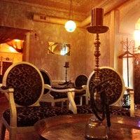 Снимок сделан в Кафе-бутик «Кальянная 1» пользователем Looooo T. 9/25/2012