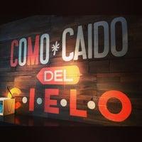Photo taken at Cielito Querido Café by Coca V. on 1/6/2013