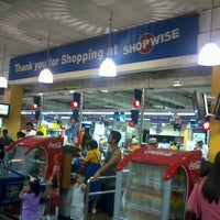 Photo taken at Shopwise by Noel S. on 4/22/2013