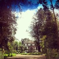 Photo taken at Hacienda La Cienega by Denisse on 2/24/2013