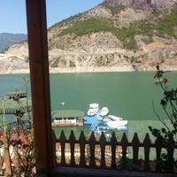 Photo taken at Çoruh Marina Restaurant by Esra K. on 8/23/2013