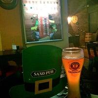 Foto tomada en Saxo Pub Gourmet por Raul A. el 4/5/2015