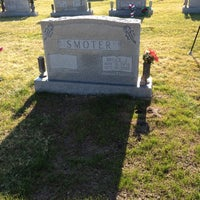 Photo taken at Saint Stanislaus Cemetery by Susan on 1/6/2013