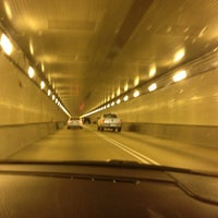 Photo taken at Pittsburgh Tunnel by Susan on 8/3/2013