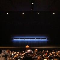 Photo taken at Grand Théâtre de Québec by Nicolas R. on 12/13/2012