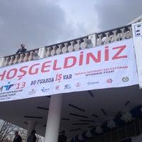 Photo taken at Samsun Büyükşehir Belediyesi Kültür Merkezi by Demet S. on 11/26/2013