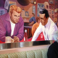 Photo taken at Yesterday's Diner by Wayne N. on 10/7/2012