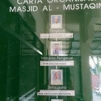 Photo taken at Masjid Al-Mustaqim by Mohd Izwan H. on 2/12/2017