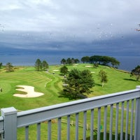 Photo taken at Samoset Resort by Crystal S. on 9/14/2013