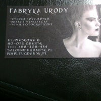 Photo taken at Fabryka Urody Beata Lesniak by Karolina R. on 7/12/2013