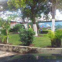 Photo taken at Mercedes Sur by Allan A. on 11/26/2012
