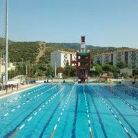 7/2/2013 tarihinde Mustafa Ö.ziyaretçi tarafından Narlıdere Yüzme Havuzu'de çekilen fotoğraf