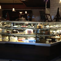 Photo taken at Labriola Bakery & Cafe by Robinette G. on 1/3/2013