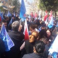 Photo taken at manisa zabıta müdürlüğü by Seray Ö. on 3/15/2014