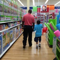 """Photo taken at Toys""""R""""Us by Sojourner M. on 6/6/2013"""