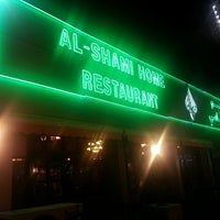 Photo taken at Al Shami Home Restaurant by Inam u. on 9/26/2013
