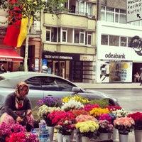 Photo taken at Caffé Nero by Serap B. on 5/9/2013