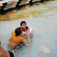 "Photo taken at Guciku ""Hot Water Boom"" by Yonie S. on 8/18/2013"
