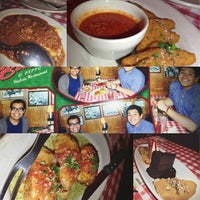 Photo taken at Buca di Beppo by Joseph O. on 7/14/2013