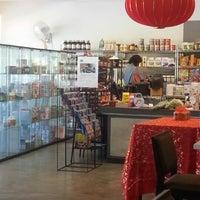 Photo taken at Ecogreen Organic Shop & Life Cafe by Zahara S. on 1/29/2013