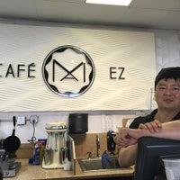 Photo taken at Cafe EZ Ellicott City by Kim G. on 11/8/2016