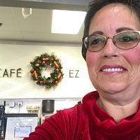 Photo taken at Cafe EZ Ellicott City by Kim G. on 12/15/2016
