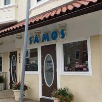 5/30/2014 tarihinde Kim G.ziyaretçi tarafından Samos Restaurant'de çekilen fotoğraf