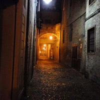 Photo taken at Via delle Volte by Marco A. on 1/12/2013