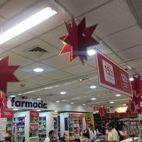 Photo taken at Farmacias Ahumada by Simón D. on 12/22/2016