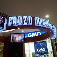 Photo taken at Frozo Malt Shop by Monica V. on 10/14/2012
