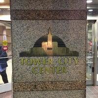 Photo taken at RTA Tower City Rapid Station by Arnaldo J. on 6/3/2013