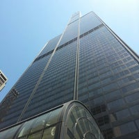 Photo taken at Willis Tower by Sierra C. on 6/14/2013