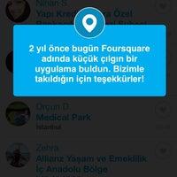 Photo taken at Yapı Kredi Ankara Özel Bankacılık Merkezi Şubesi by Nihan S. on 6/10/2014