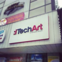 Photo taken at ITechart Group by Kirill D. on 11/21/2012