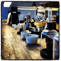Foto tomada en The Barn - Roastery por espressofabriek el 10/30/2012