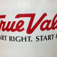Photo taken at Biebel's True Value by Mark S. on 4/1/2013