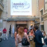 Photo taken at Centro Congressi Piazza di Spagna - Roma Eventi by Davide S. on 6/30/2013