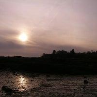 Photo taken at Hendricks Head Beach by Matt G. on 12/26/2012