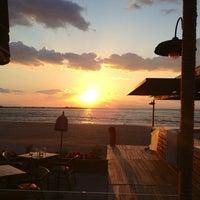 Photo taken at Balux Beach by Paralias on 4/15/2013