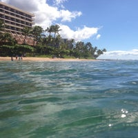 Photo taken at Kā'anapali Beach by Ryan N. on 11/13/2012