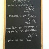 Photo taken at Restaurante Palmeira by Antonio A. on 8/27/2013