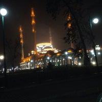 Photo taken at Мечеть by Эдиль on 11/29/2013
