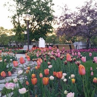 Photo taken at Freimann Square by Matt M. on 5/11/2014