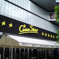 Photo taken at CineStar by David P. on 6/30/2013